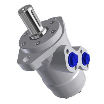 Hydraulique Moteur 201.4 Cc / Rev 4-hole 40mm Parallèle à Clé Arbre