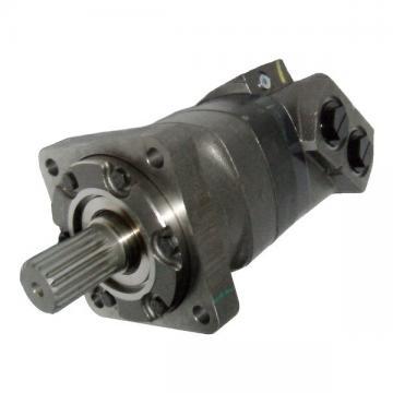 """Flowfit Hydraulique Moteur 12,9 Cc / Rev G 3/8 """" Côté Ports"""