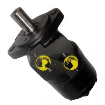 Hydraulique Moteur 333 Cc / Rev 4-hole, 50mm Parallèle à Clé Arbre