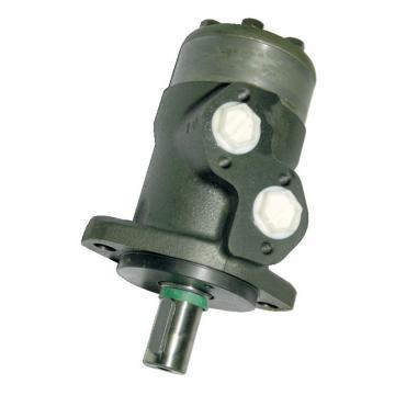 Moteur hydraulique 250 CC/REV 25 mm parallèle Keyed Arbre C/W haute pression Seal