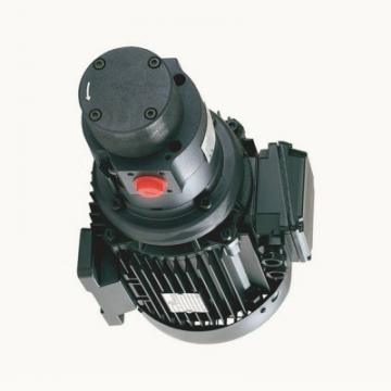 Véritable Parker / Jcb 214 Double Pompe Hydraulique 20/925337 Fabriqué En Eu