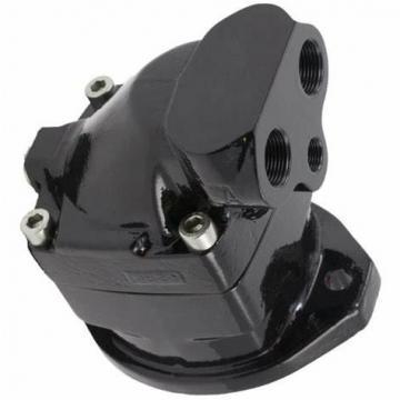 Gast 4AM -NRV-54A Pompe Hydraulique Unité, W/Parker Valvule D1VW20BYY40X2322,