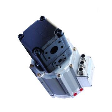 Neuf Original Parker / Jcb Triple Pompe Hydraulique Réf 333 / W2430 Fabriqué En