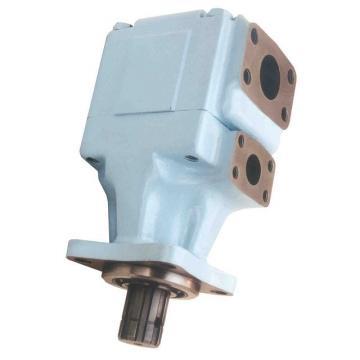 Parker Hydraulique Double Gear Pompe- 3339521057 pour M-TRAK Perceuse Matériel