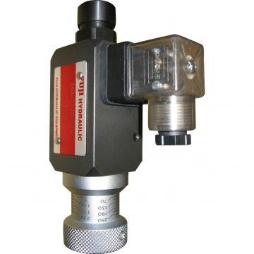 Manomètre hydraulique contrôle de pression manomètre glycérine Ø63 0-400 BAR