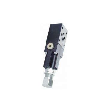 Manomètre hydraulique contrôle de pression manomètre glycérine Ø63 0-6 BAR