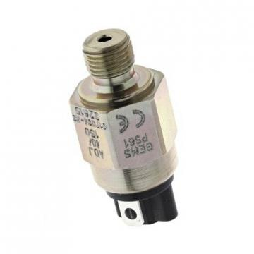Manomètre hydraulique contrôle de pression manomètre glycérine Ø63 0-160 BAR
