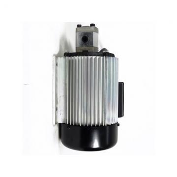 Accouplement complet pompe hydraulique standard EU et moteur 0.25-0.37 KW