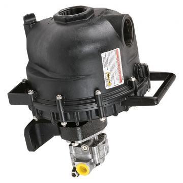 Lanterne pompe hydraulique standard EU GR2 et moteur électrique B5 5.5-7.5KW