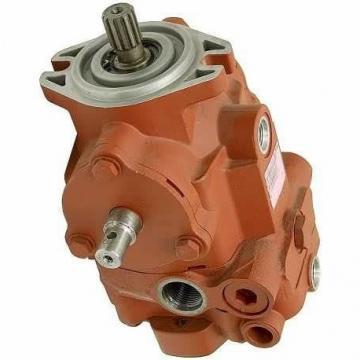 Pompes hydrauliques 85 L 400 Bar Pompe à pistons axiaux Tipper Pompe tracteur remorque grue