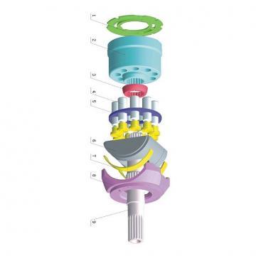 NACHI PZS-4B-100N1-E4481A Piston Hydraulique Pompe - Usine sous Cellophane