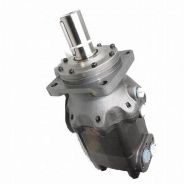 """Hydraulique Double Cross Line Soupape flangable sur Danfoss Motors, Vau 3/4"""" OMT"""