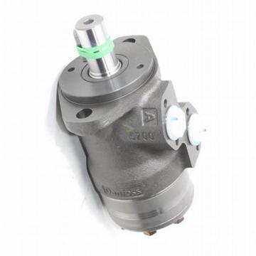 M + S EPM400C moteur hydraulique 400/CC (Danfoss OMP remplacement) 25 mm arbre-EMP400M
