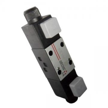 Distributeur hydraulique 7 sections Vannes directionnelle 2x Joystick 40L