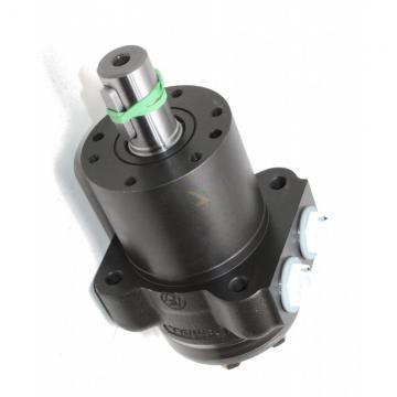 M + S MP moteur hydraulique 32 To 400cc, 25 mm arbre (Danfoss OMP/Adan VMP)